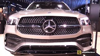 2019 Mercedes GLE350 4Matic - Exterior and Interior Walkaround - 2018 LA Auto Show