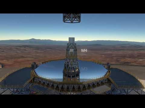 Así es el telescopio que buscará la vida extraterrestre