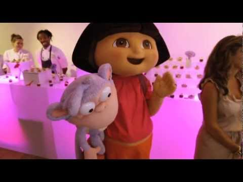 Fisher-Price® Reveals New Dora The Explorer Kitchen And Dress-up Doll Collection Miami-style