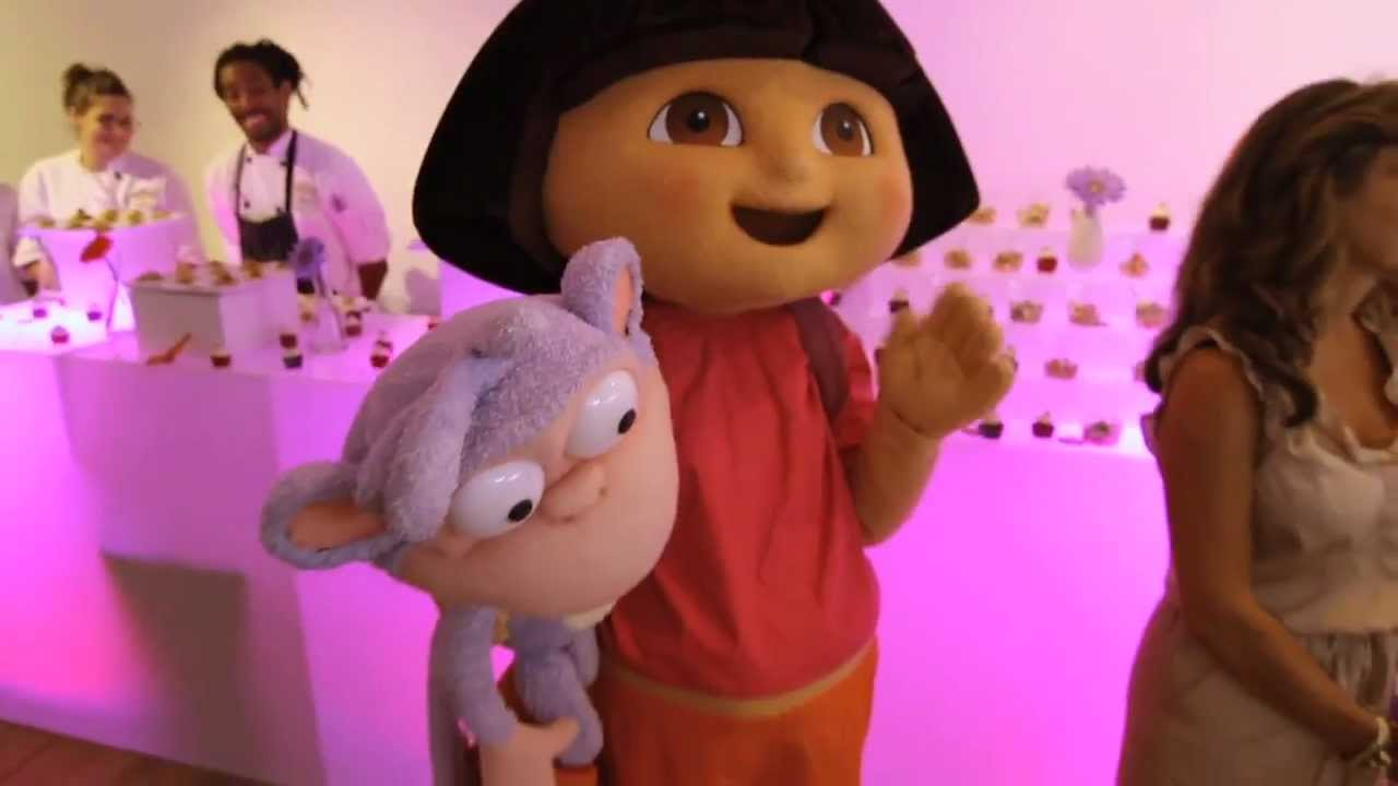 Fisher Price Reveals New Dora The Explorer Kitchen And Dress Up Doll Collection Miami Style Youtube