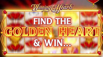 Love is in the App! Install Quick Hit Slots, Find Golden Heart & Win up to 500 Million Coins!