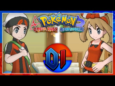 Pokemon Omega Ruby & Alpha Sapphire: Part 01 (4-Player)