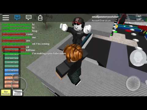 Roadblox game play part one