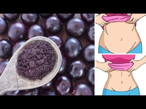6 Things That Happen When You Eat Acai Berry Daily - Acai Berry Health Benefits