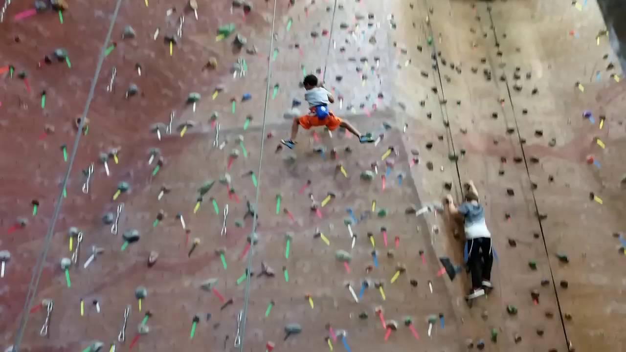 Rock climbing hamilton nj