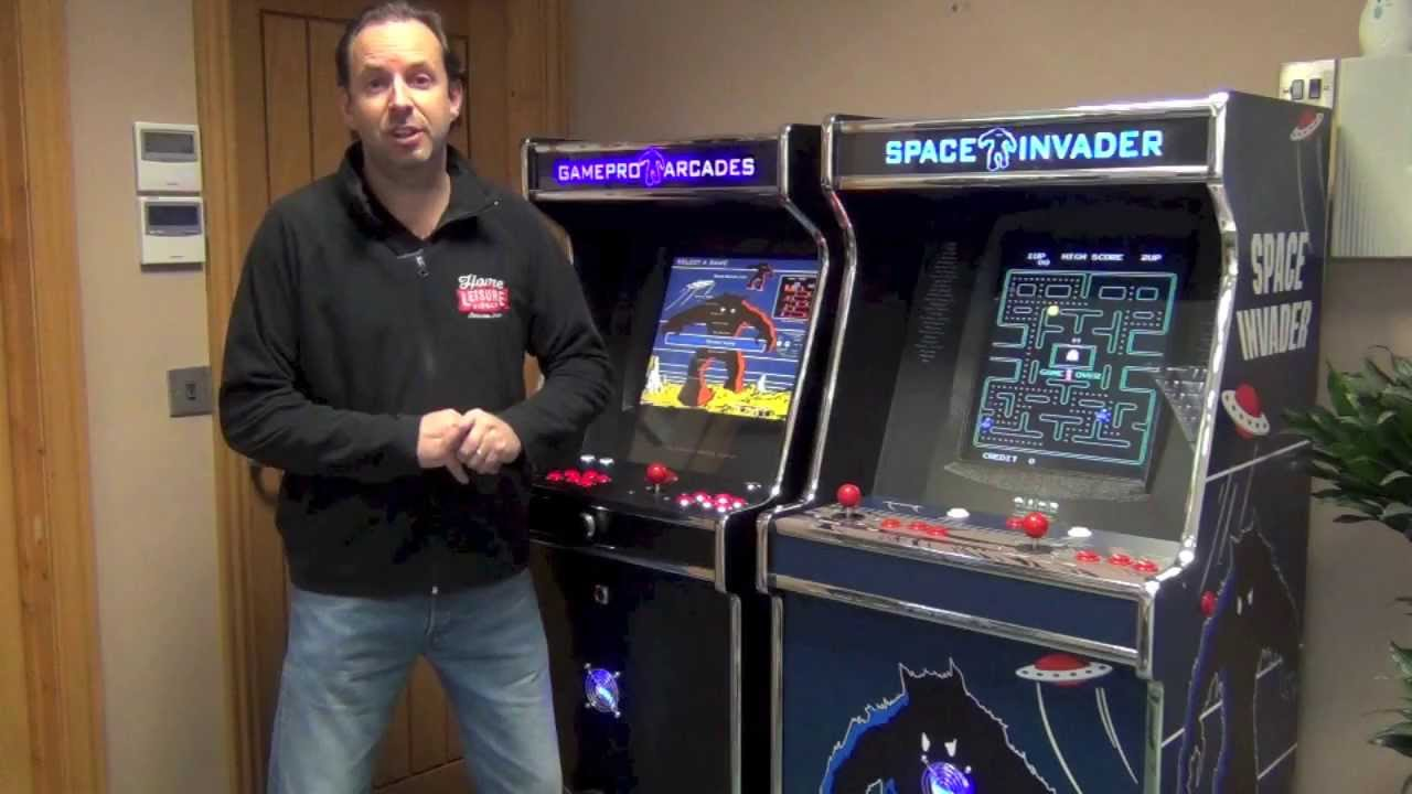 Arcade Machine Buyers Guide - YouTube