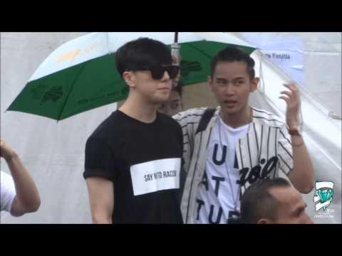 150503 Kasper Star Guest Judge arrival @ Kpop Dream Concert 2015 Jakarta