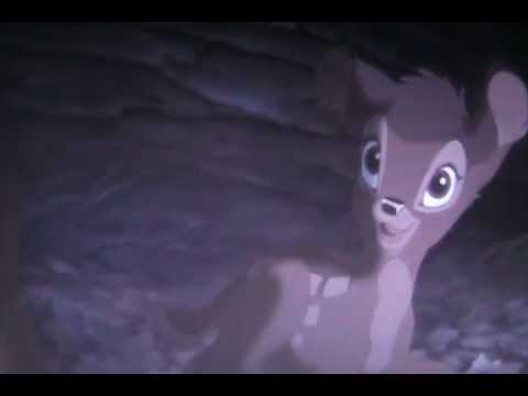 Bambi and Fox of Chironuppu crossoverJames and Ms.Spider