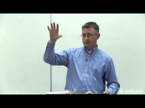 Fred Sanders: Hearing Voices: The Trinity Speaking in the Old Testament [Torrey Lecture]