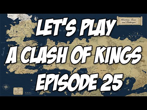 Let's Play Mount & Blade: Warband A Clash Of Kings 2.2 - Episode 25 -