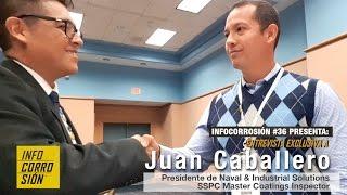 JuanCaballero: 👔 Protagonista del Control de Corrosión