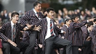 HAKA: King's College v Auckland Grammar | SKY TV