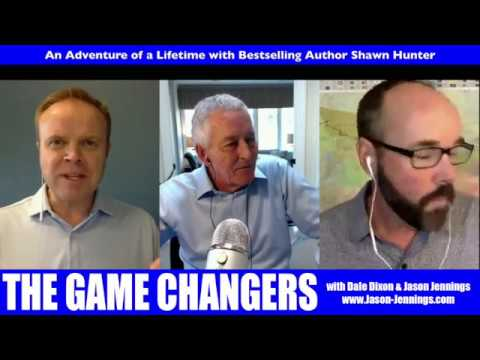 Ep. 148 An Adventure of a Lifetime with Bestselling Author Shawn Hunter