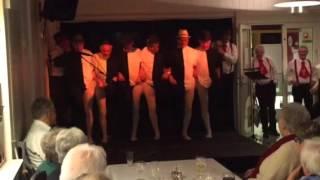 Moro på Gråtenmoen / Dans med Melum turguttekor