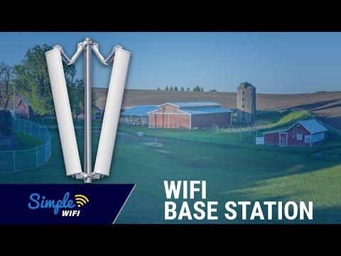 How To Setup A WiFi Base Station Tutorial
