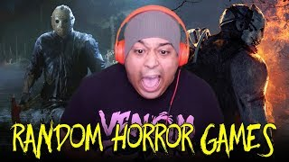 LET'S PLAY SOME RANDOM SCARY GAMES!!!