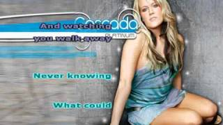 What Hurts The Most ~ Cascada ~ Karaoke