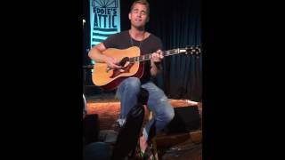 "Brett Young - ""Mercy"""