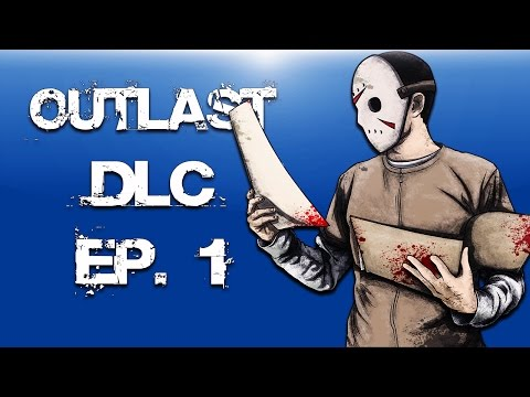 Delirious Plays Outlast DLC Whistleblower Ep. 1 (Where it all started!)