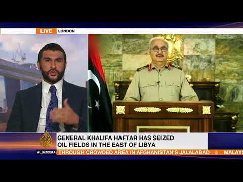Why EU companies are contemplating dealing with Haftar