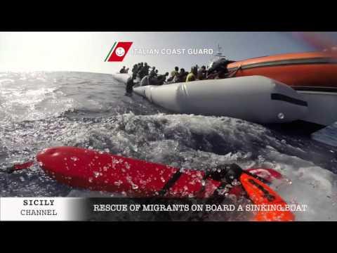 Italian Coast Guard - search and rescue