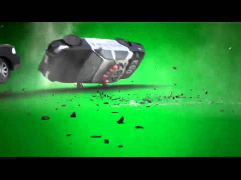Green Screen - Car Crash thumbnail