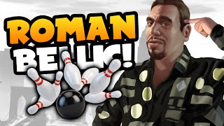 GTA 5 - ROMAN BELLIC ALIVE + REAL ENDING TO GTA IV?! (GTA V)