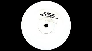 Souldynamic ft. Bantu Soul - You Could Be The One (House Afrika Rec)