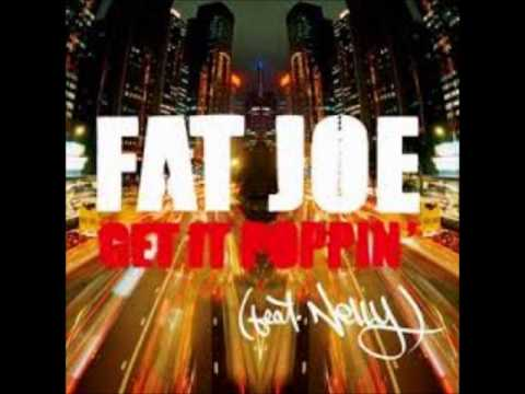 Fat Joe ft Nelly vs Mally Mall , Tyga & Pusha T  Get IT Poppin Wake Up In It Mix