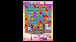 Candy Crush Saga Level 202 Walkthrough