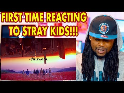 Stray Kids | Hellevator | FIRST TIME REACTION!!! | MV
