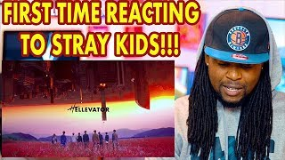 Stray Kids | Hellevator | FIRST TIME REACTION!!! | MV