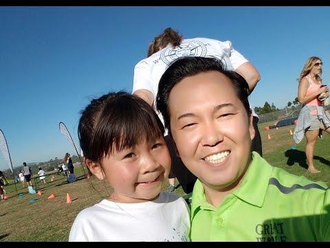 Alexia 1st Apex Fun Run at Kumeyaay Elementary School