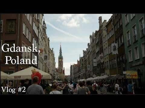 A week in Gdansk, Poland