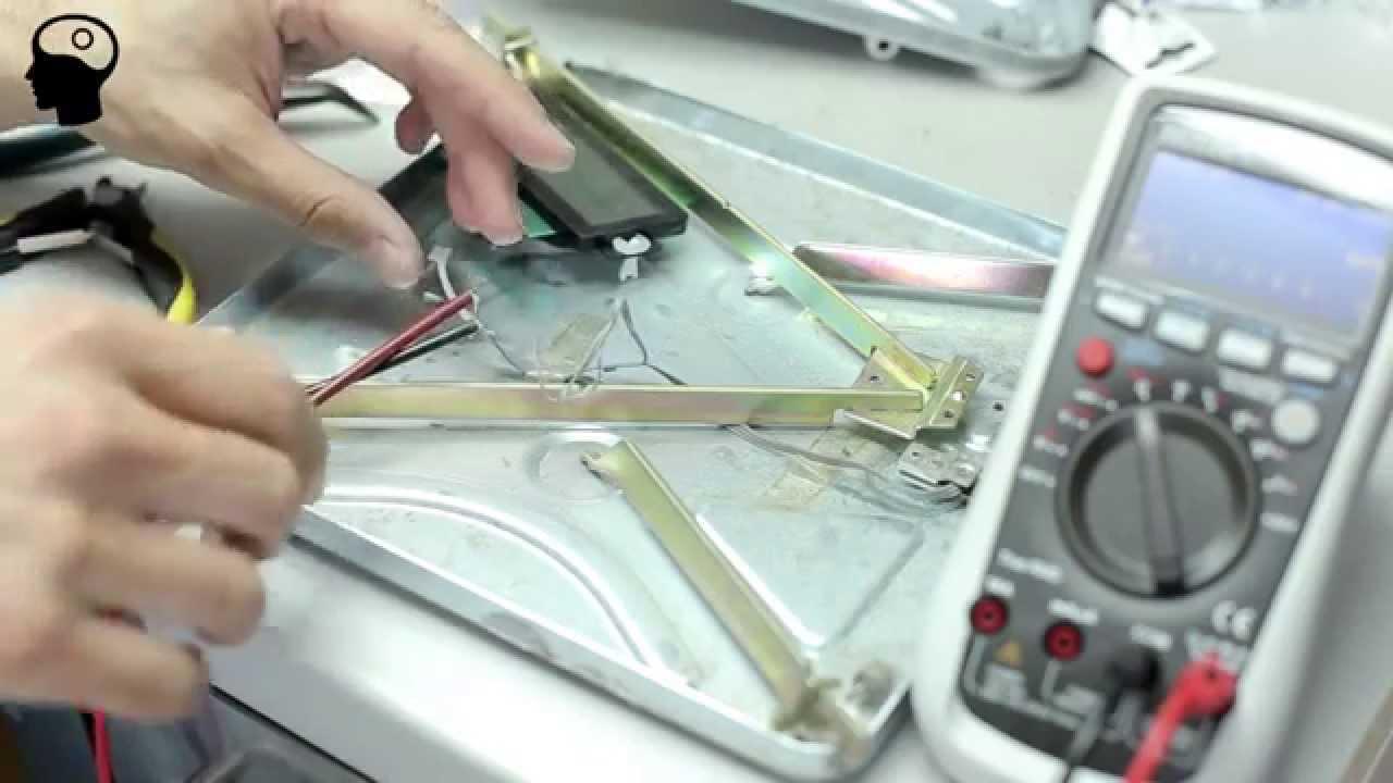 058 Zero Repair Systemverstandnis Reparatur Einer Personenwaage