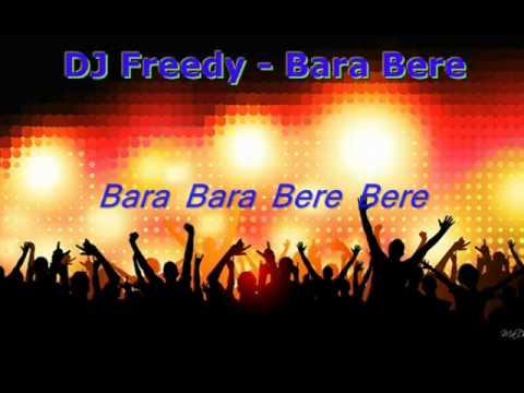 DJ FREDY BARA-BERI Vs BRAND NEW SONG OF MY 2013-4-15