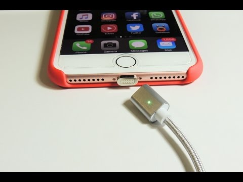 magnetic iphone charger iphone 7 new magnetic charger magbolt 12604
