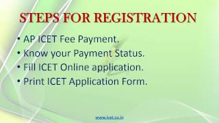 ap icet registration process 2017 how to fill ap icet online application