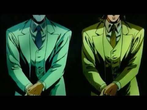 Golgo 13 - The story of Gold and Silver