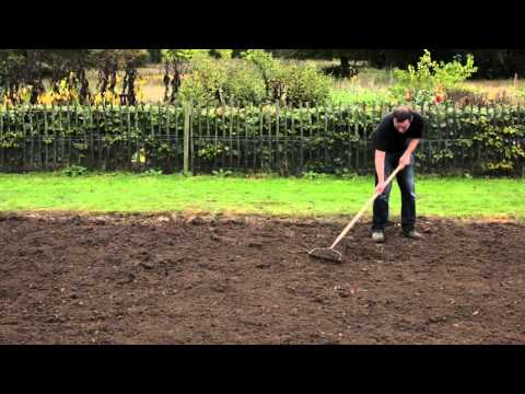 How to sow a new lawn - Gro-Sure