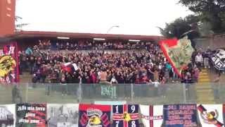 Un giorno all'improvviso...Ultras L'Aquila 30 Novembre 2014 www.redblueeagleslaquila1978.com