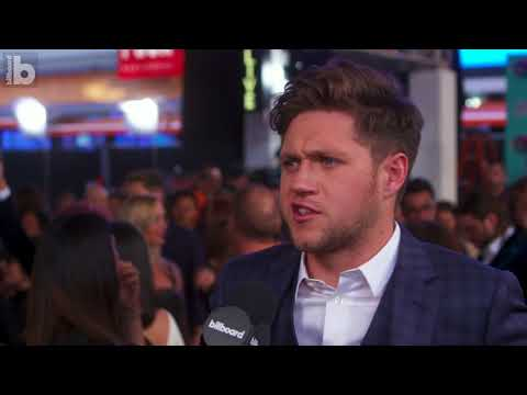 Niall Horan Shares Advice for BTS on 2017 AMAs Red Carpet