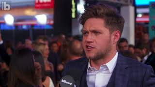 Niall Horan Shares Advice for BTS on 2017 AMAs Red Carpet MP3