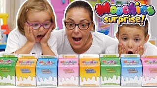 CACCIA AI MOOCHIES SURPRISE: Animaletti SQUISHY Morbidosi