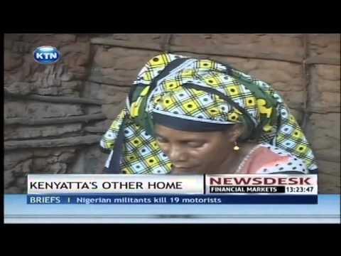 Kenyatta's other home