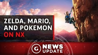 Mario, Pokemon, Zelda NX Will Reportedly Release Within Six Months of Launch - GS News Update