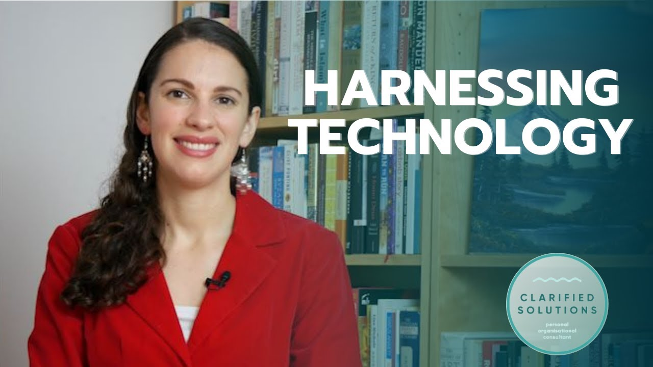 Harnessing Technology | Embracing the Present and Future