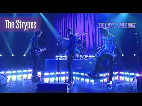 The Strypes | The Late Late Show