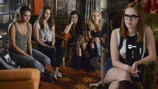 "Pretty Little Liars -  5x18 Promotional Photos -""Oh, What Hard Luck Stories They All Hand Me"""