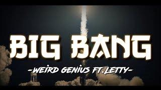 Big Bang - Weird Genius ft.Letty (lirik dan terjemahan)